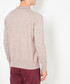 Men's desert cashmere polo neck jumper Sale - william de faye Sale
