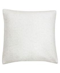 Keswick white cushion