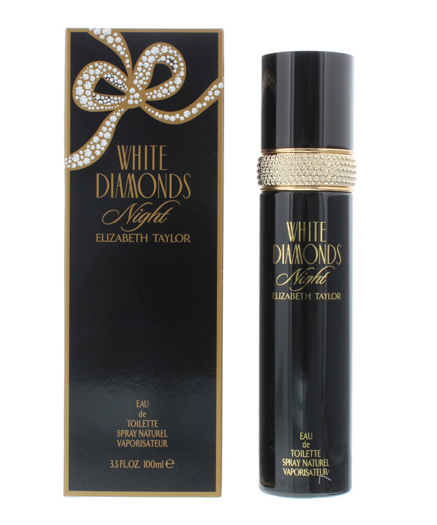 White Diamonds Night EDT 100ml Sale - elizabeth arden