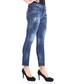 Blue cotton blend distressed slim jeans Sale - dsquared2 Sale
