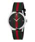 Multi-coloured steel logo watch Sale - gucci Sale