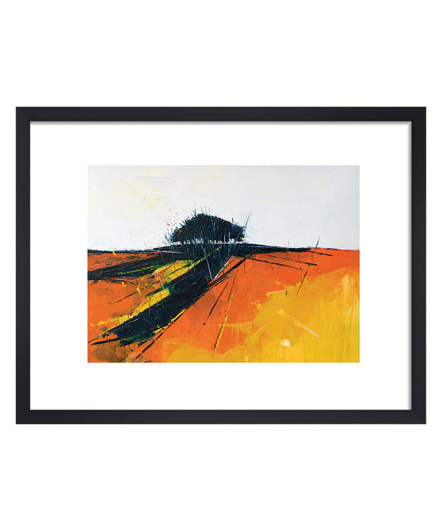 Autumn Trail framed print Sale - Simon Howden