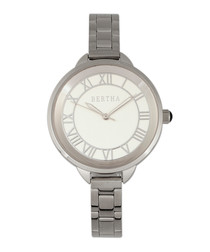 Madison stainless steel watch