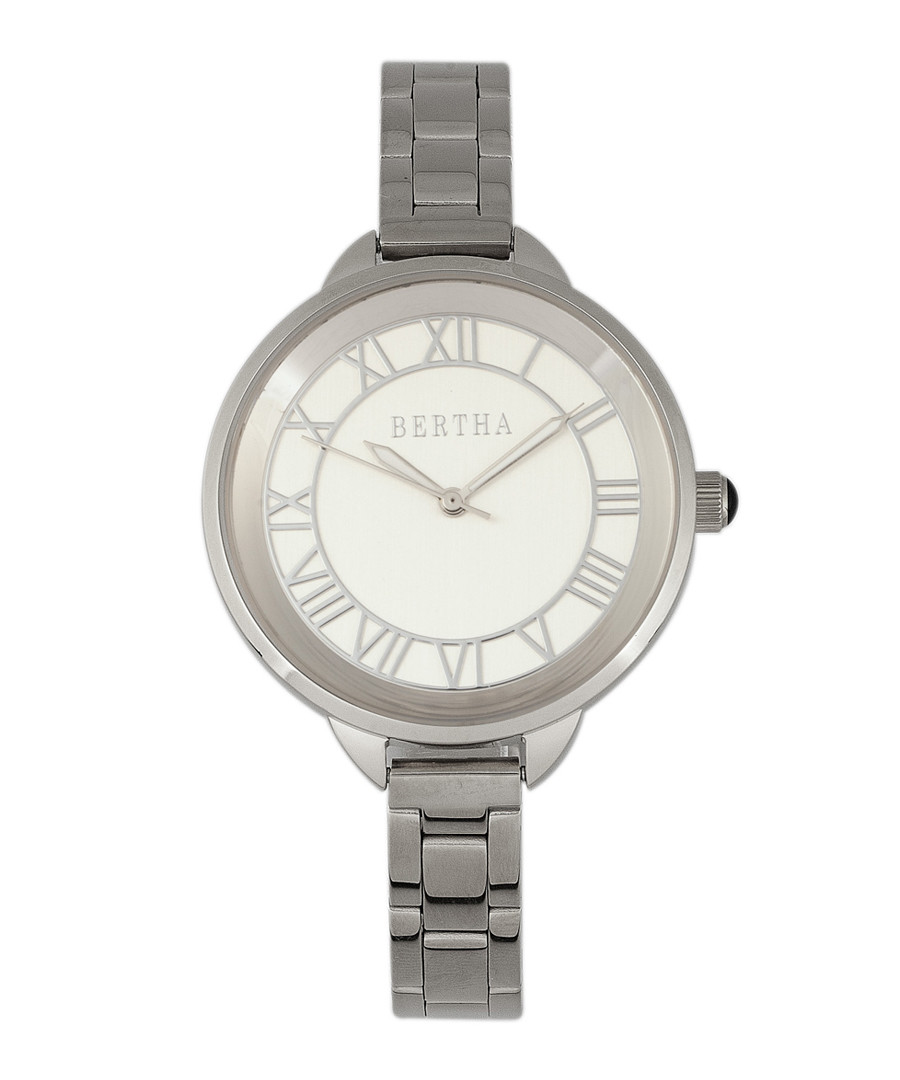 Madison stainless steel watch Sale - bertha