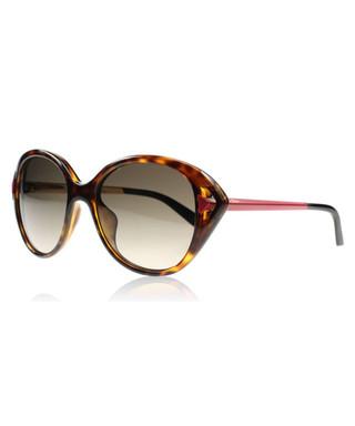 ed1873b61163 Brown round oversize sunglasses Sale - dior Sale