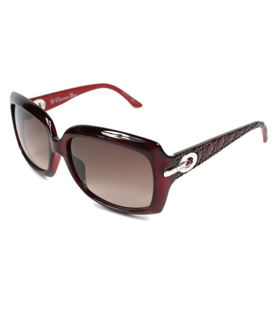 b4c676463507 Red square sunglasses Sale - Dior