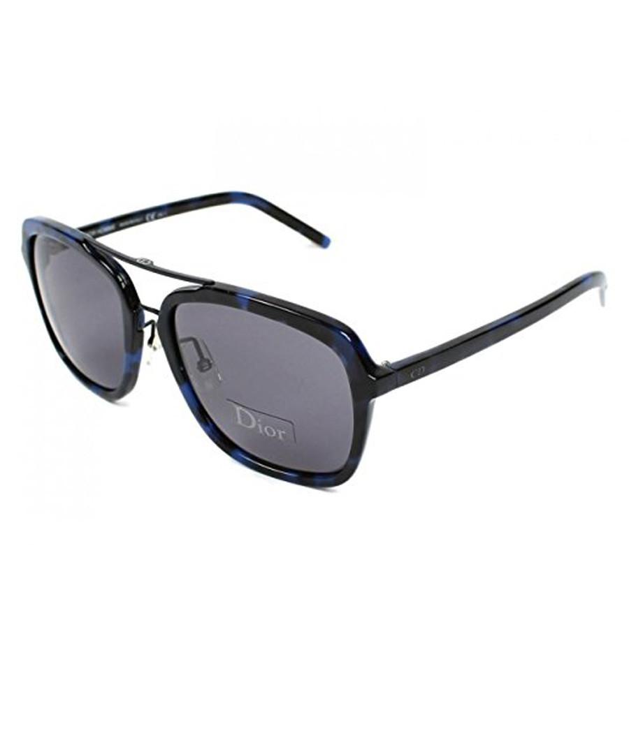 d4ad504a3b82 Blue   grey crossbar sunglasses Sale - dior