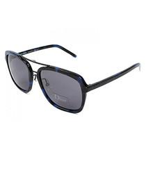 Blue & grey crossbar sunglasses