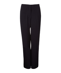 Ford navy tailored trousers