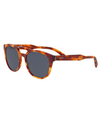 Men's Havana & black sunglasses