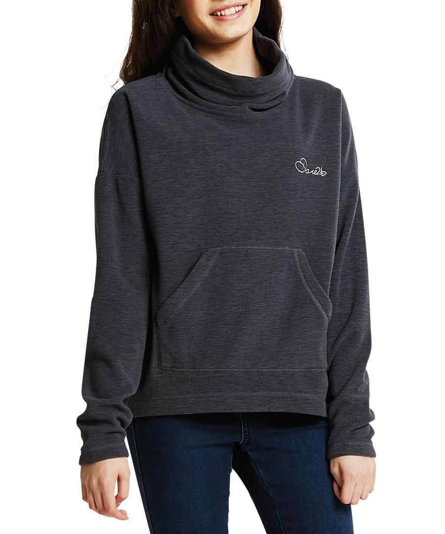 Charcoal grey front pocket fleece Sale - dare2b