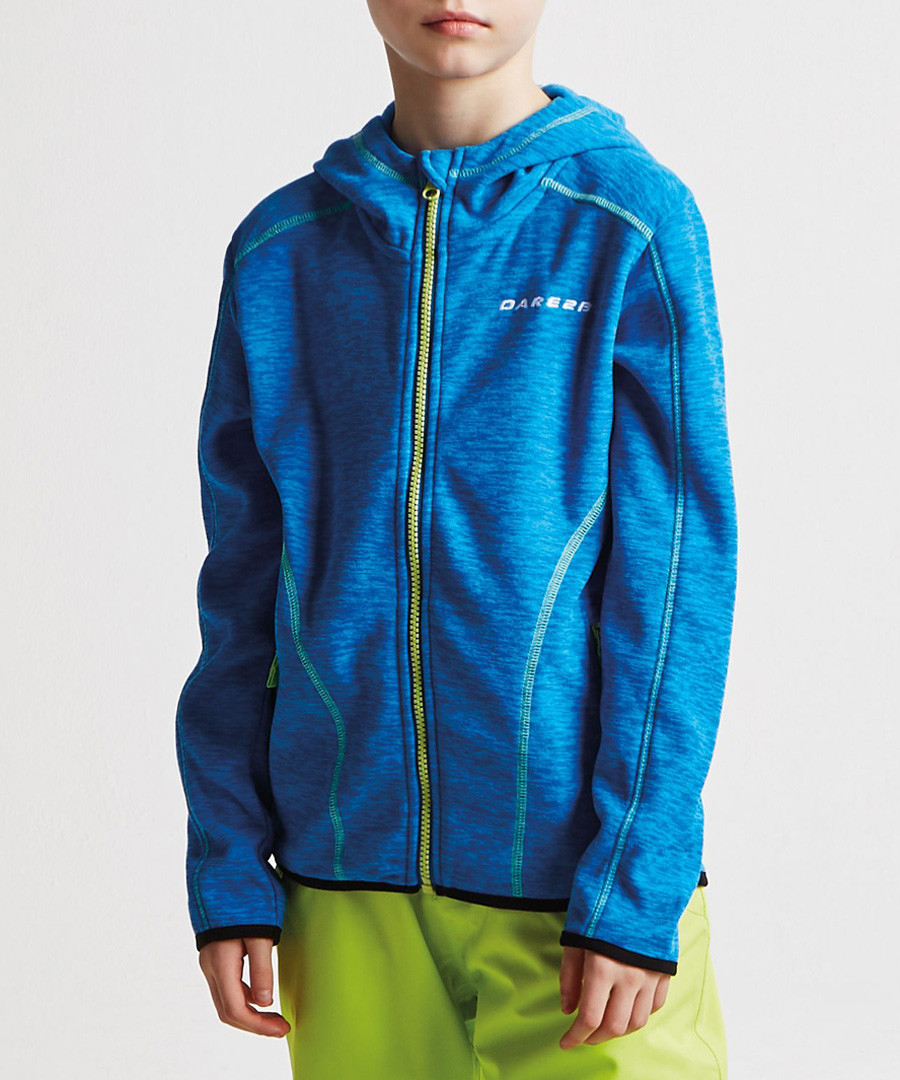 Blue zip-up hoodie Sale - dare2b