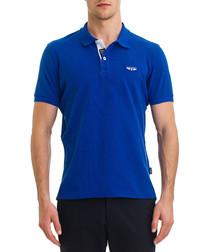 Turkish sea pure cotton polo shirt