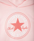 Chuck Patch girls' pink pullover hoodie Sale - Converse Sale