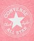 Girls' pink & white print T-shirt Sale - Converse Sale