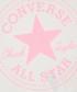Girls' white & pink print T-shirt Sale - Converse Sale