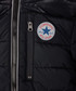 Boys' black quilted puffer jacket Sale - Converse Sale