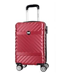 Enjoy Bordeaux spinner suitcase 52cm