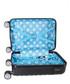 Enjoy black spinner suitcase 52cm Sale - bagstone Sale