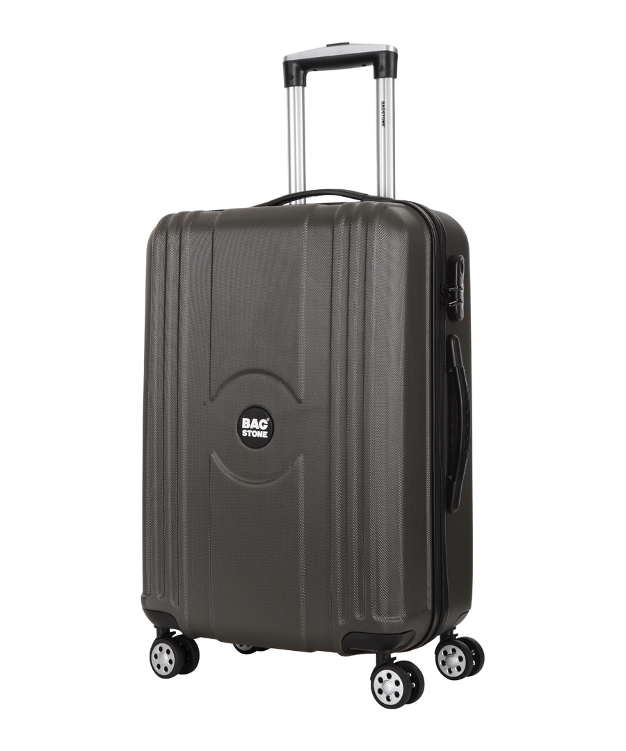 Jack grey spinner suitcase 45cm Sale - bagstone