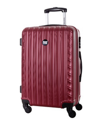 Sweety Bordeaux spinner suitcase 56cm