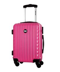 Sweety fuchsia spinner suitcase 56cm