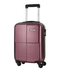 Century Bordeaux spinner suitcase