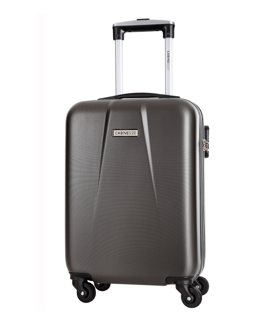 Gabriola grey spinner suitcase Sale - cabine size