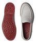 Men's white leather loafers Sale - Grenson Sale
