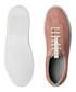 Men's peach leather sneakers Sale - Grenson Sale