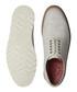 White leather platform brogues Sale - Grenson Sale