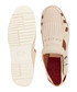 Women's natural leather cut-out sandals Sale - Grenson Sale