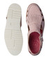 Women's pink leather cut-out sandals Sale - Grenson Sale