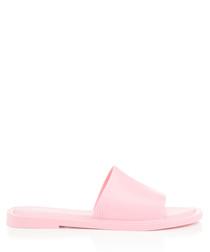 Soul 21 pink slip-on sandals