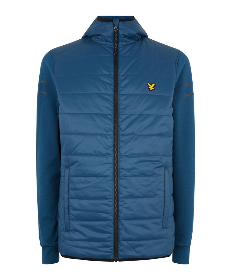 Grasmoor blue quilted body jacket Sale - Lyle & Scott