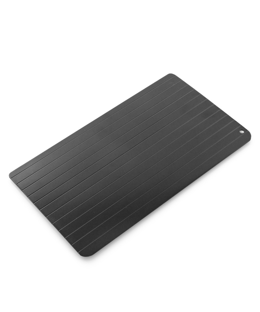 Black food defrosting tray Sale - Innova Goods