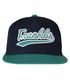 Boys' navy pure cotton baseball cap Sale - Franklin & Marshall Sale