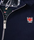 Navy Harrington jacket Sale - putney bridge Sale
