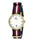 Nantucket gold-tone & red watch Sale - sophie & freda Sale