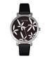 Key West silver-tone & black watch Sale - sophie & freda Sale