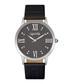 Sonoma silver-tone & black watch Sale - sophie & freda Sale