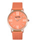 Sonoma rose gold-tone & coral watch Sale - sophie & freda Sale