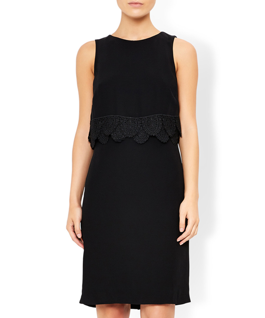 Emily black sleeveless dress Sale - monsoon
