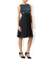 Alina black sleeveless midi dress Sale - monsoon Sale