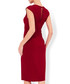 Serena red cap sleeve midi dress Sale - monsoon Sale