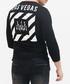 Black pure cotton Vegas long sleeve top Sale - true prodigy Sale