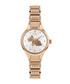 Gold-tone stainless steel dog link watch Sale - radley Sale