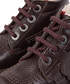 Kids' brown leather lace-up boots Sale - kickers Sale
