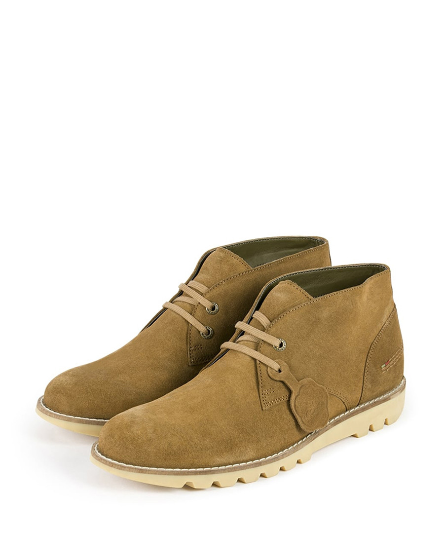 Sand suede desert boots Sale - KICKERS