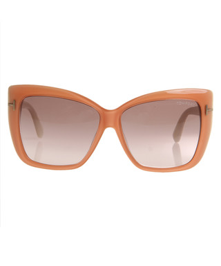 aba7ad4693 Irina orange ivory   brown sunglasses Sale - Tom Ford Sale